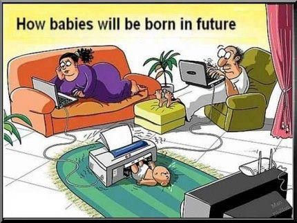 How Babies Will Be Born in Future!