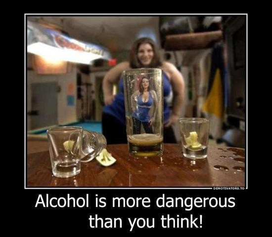 Alcohol is More Dangerous Than You Think!
