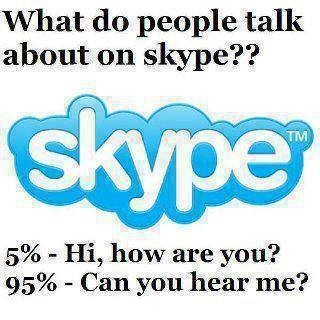 All Truth About Skype Conversations!