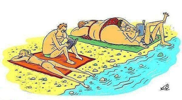True Reality of Our Beach Time!