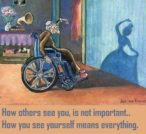 Not Important How Others See You