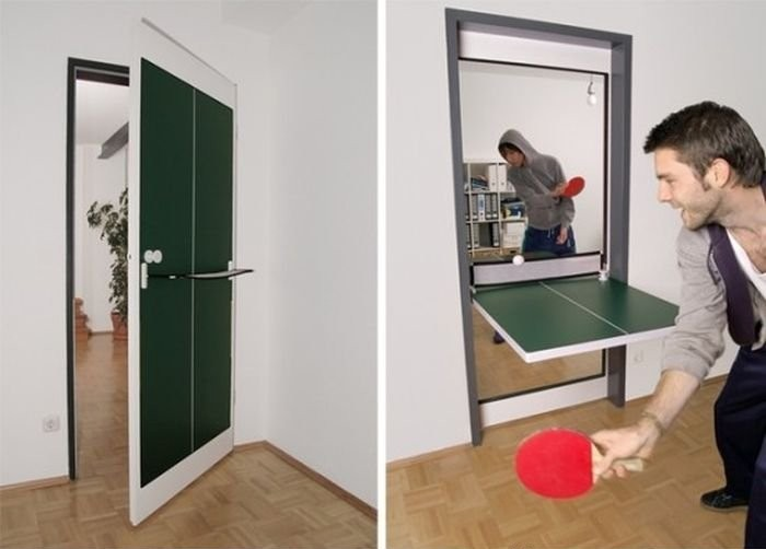 You Should See This if You Like Ping-pong!