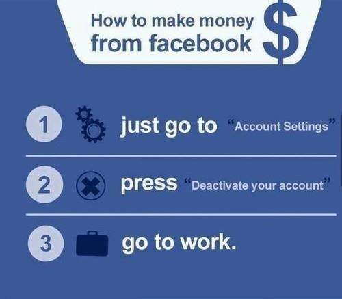 Important! How to Make Money From Facebook!