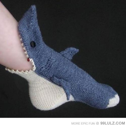 The Coolest Socks I've Ever Seen!