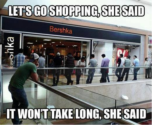 Let's Go Shopping, Darling!