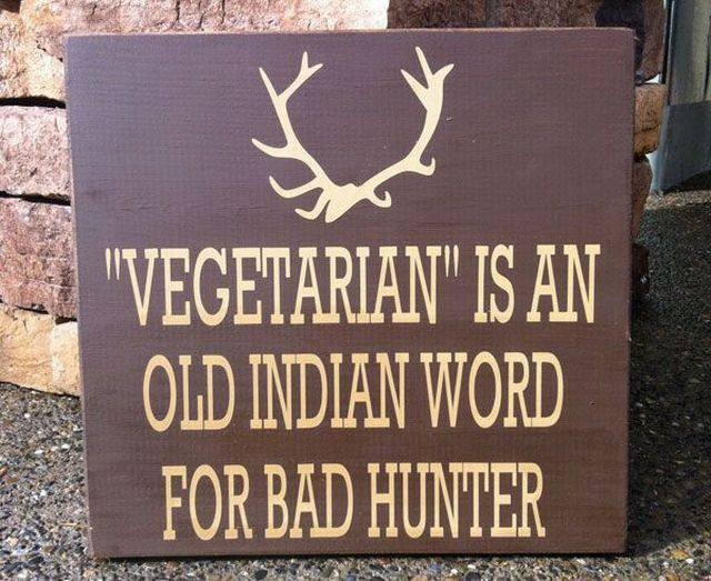 How Was an Indian Bad Hunter Called?