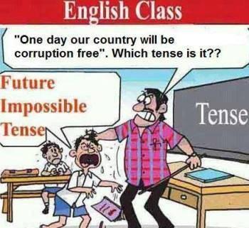 Future Impossible Tense!