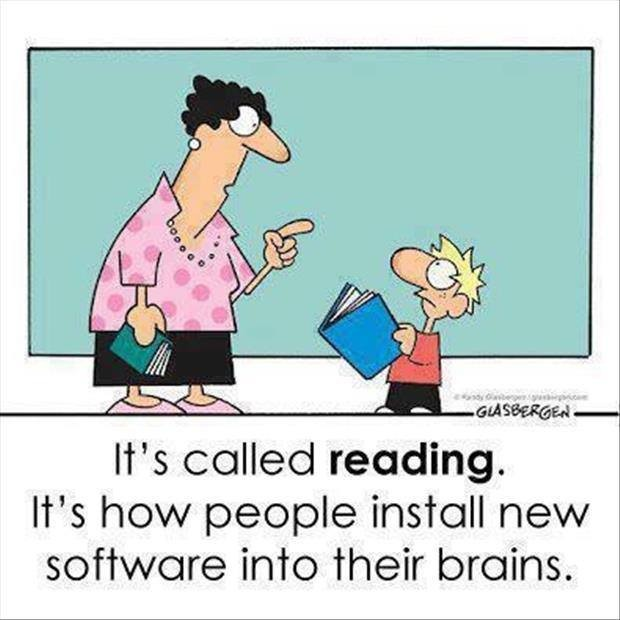 It's How People Install New Software Into Their Brains