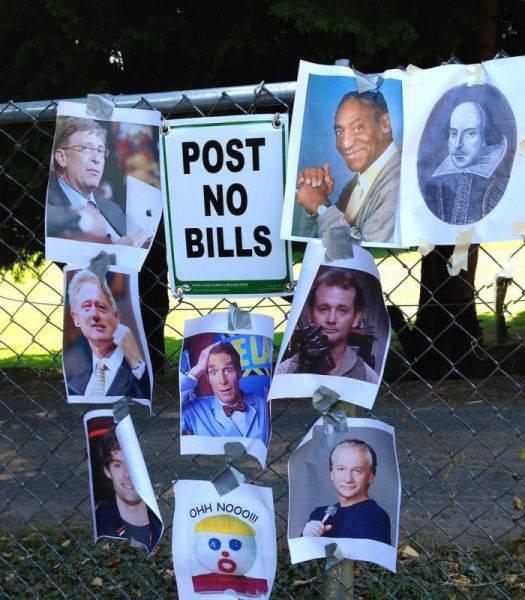 No Bills!
