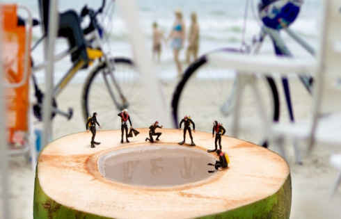 Little People in the Edible Universe by William Kass! 20 Pics!