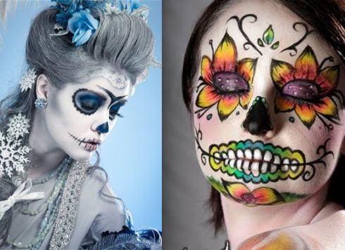 15 Amazing Halloween Makeup Inspiration!
