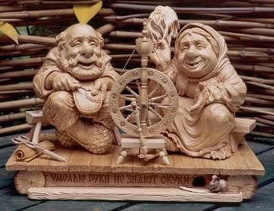 The 10 Most Amazing Wooden Sculptures!