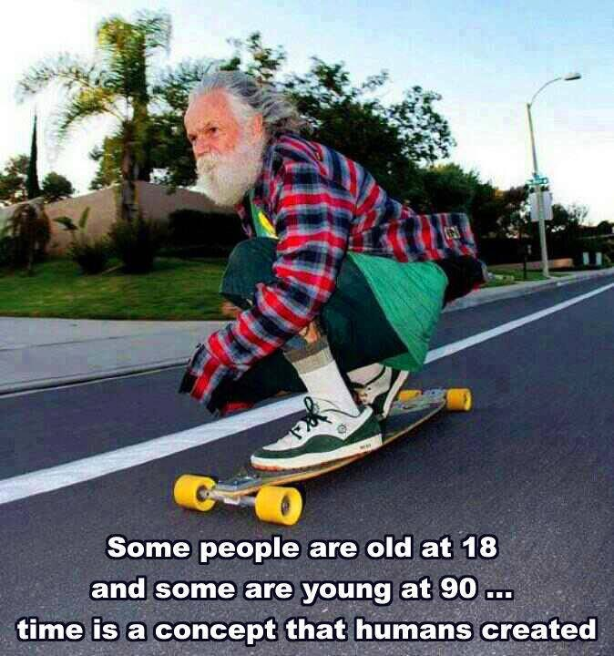 Some People Are Young at 90!