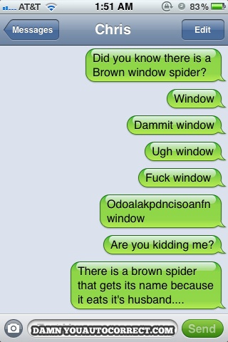 The 10 Funniest Autocorrect Ever!