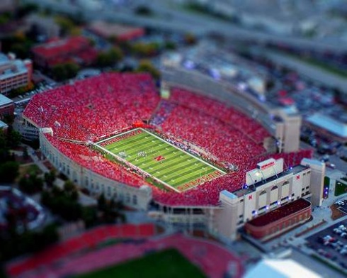 15 Amazing Examples of Tilt-Shift Photography!