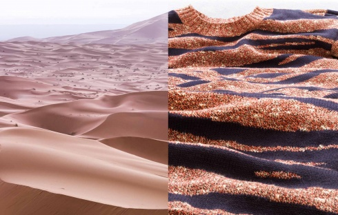 15 Pics When Clothing is Like a Landscape!