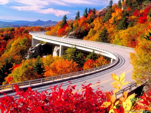 The 10 Most Beautiful And Colorful Autumn Landscapes!