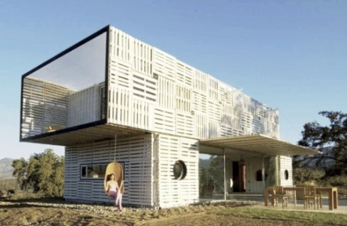 11 Homes Made From Shipping Containers!