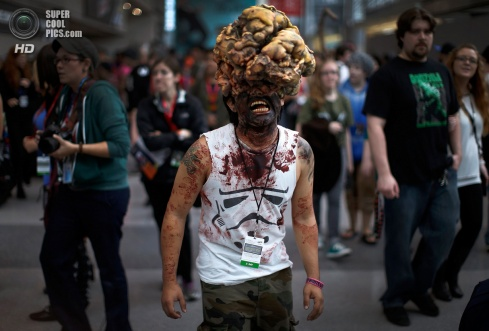 Be Ready to Halloween With New York Comic Con 2013! 20 Pics!