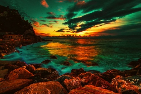 The 10 Most Amazing And Beautiful Sunsets Ever!