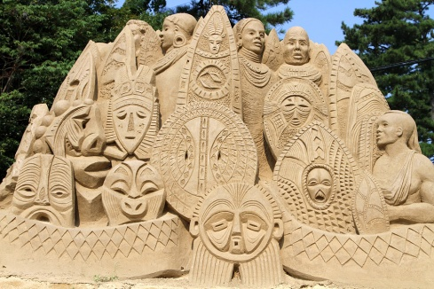 The 11 Most Incredible Sculptures Made of Sand!
