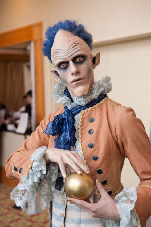 The 10 Most Incredible Masks Ever by Vancouver Film School!