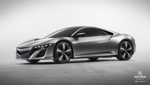 The 10 Best Concept Cars Examples of 2013!