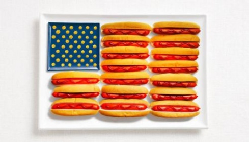 The 18 Most Delicious Flags of Countries Worldwide!