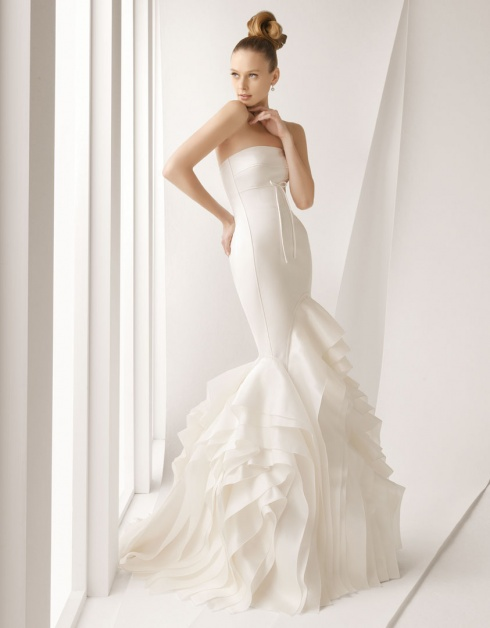The 15 Most Creative And Amazing Wedding Dresses Ever! | Elegant Style