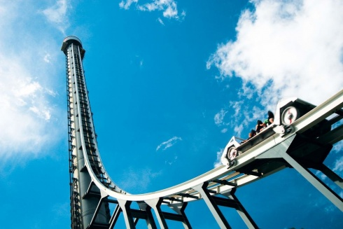 The 10 Most Scary Rollercoaster You Must Visit!
