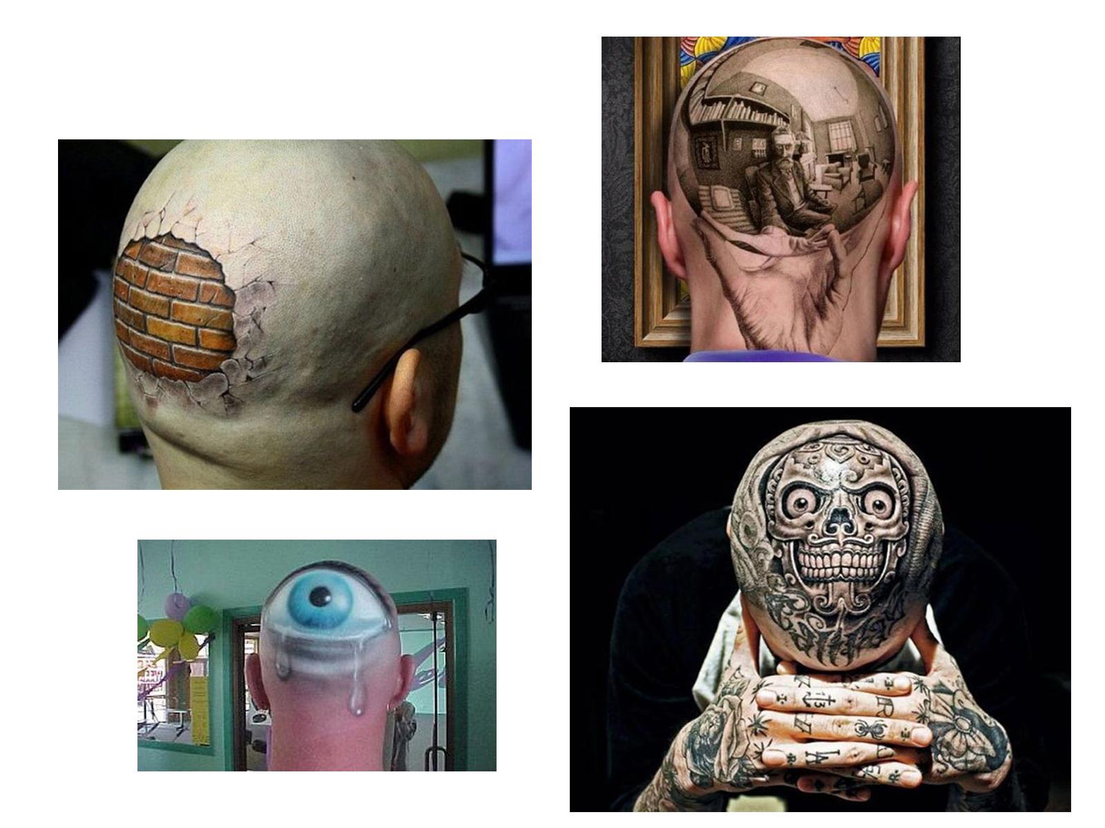 10 Most Hilarious Baldhead Tattoos in the World!