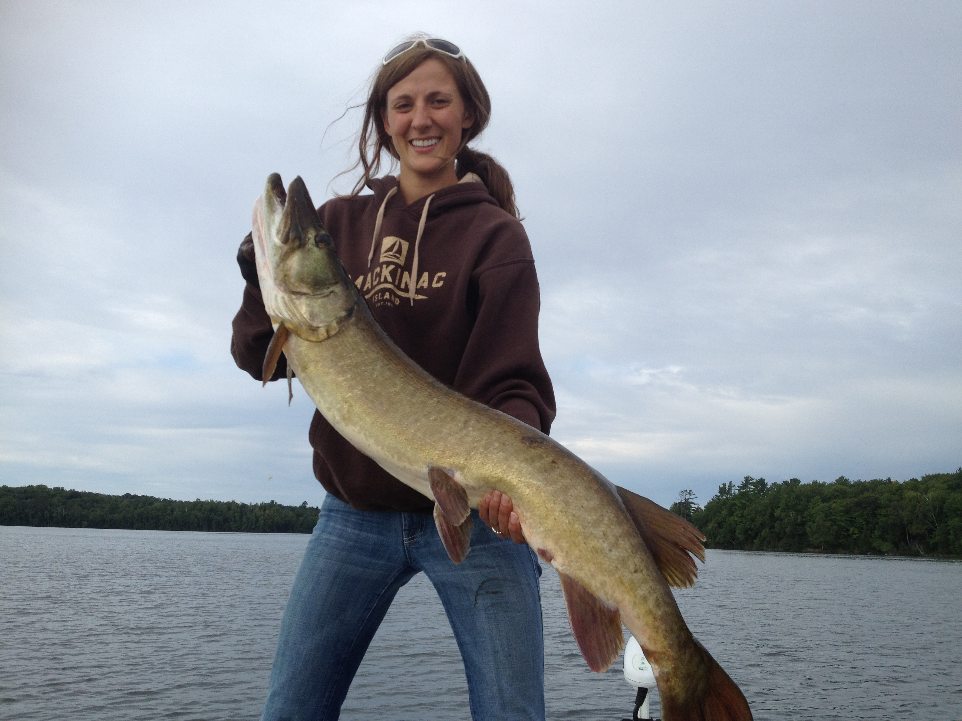 Top 11 places for fishing hayward wisconsin for Best fishing in wisconsin