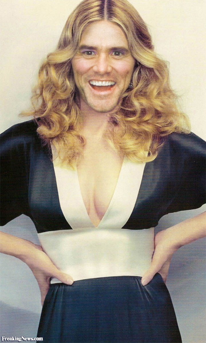 What If Famous Male Actors Were Women? 10 Pics!