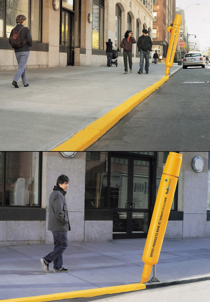 9 Most Incredibly Creative And Unexpected Advertising Ideas!