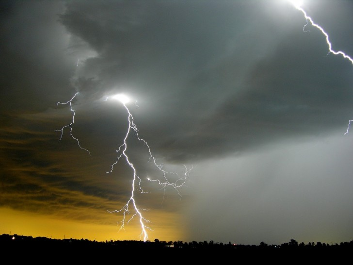 12 Fantastic And Rare Weather Phenomena!