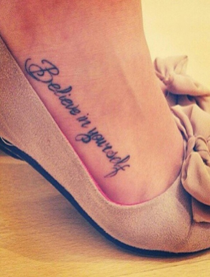 14 Really Perfect Places For a Tattoo!