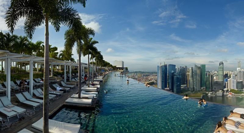 10 Incredibly Beautiful Hotel Rooftops!