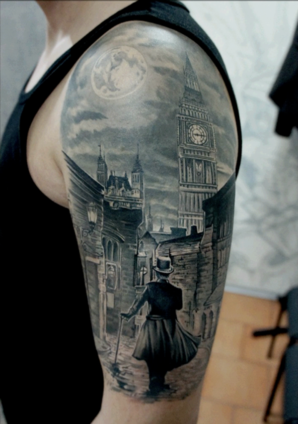 17 Most Realistic 3D Tattoos You