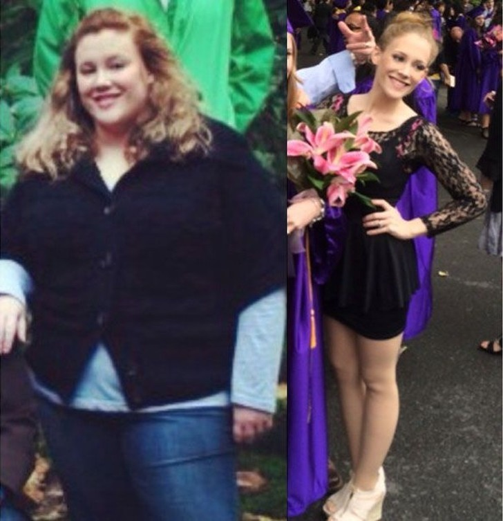 16 Amazing Weight Loss Before and After Transformations!