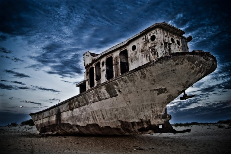 16 Amazing Places on the Verge of Extinction!