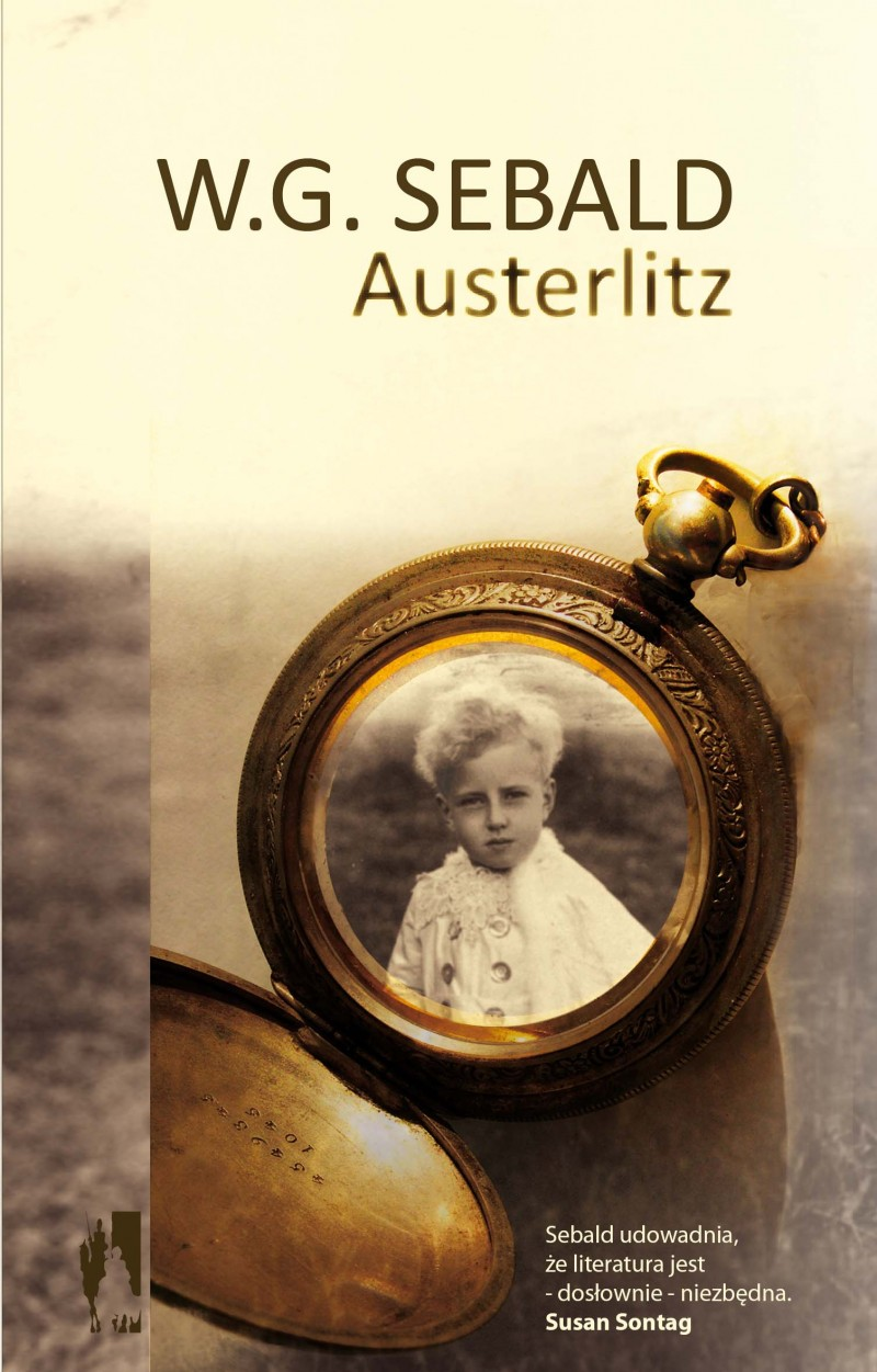 an essay on the novel austerlitz by wg sebald