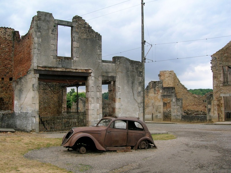 15 Extremely Dark Tourism Sites Around the World!