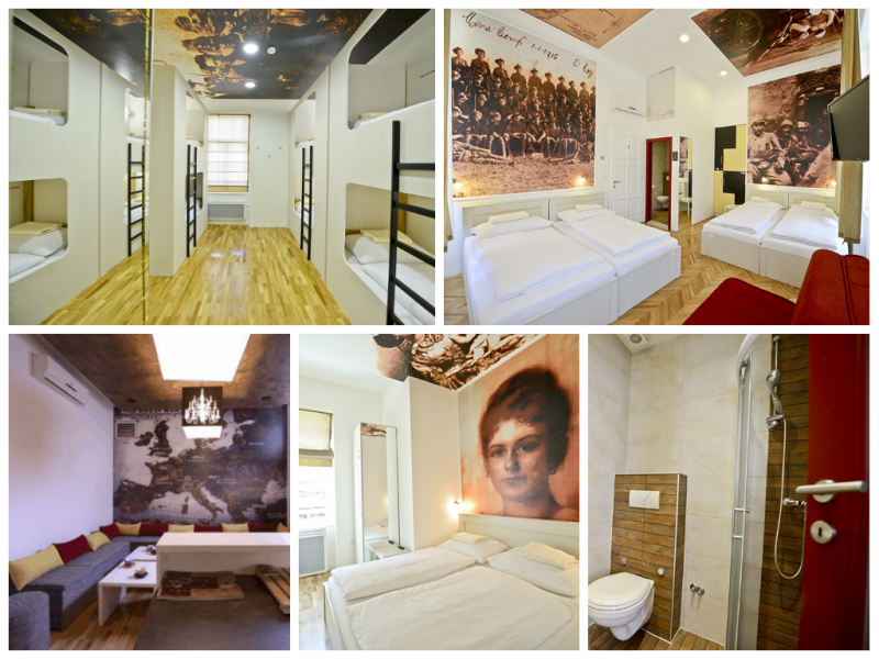 11 Coolest European Hostels for Budget-Oriented Tourist!