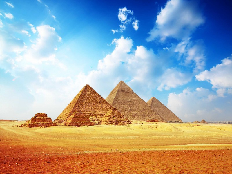 15 Amazing Facts About Egyptian Pyramids You May Not Know!