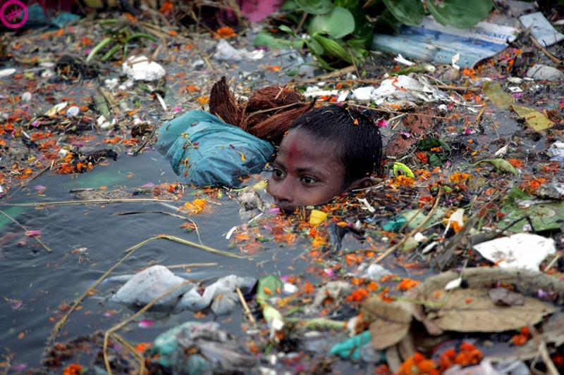 22 Heartbreaking Pictures that Make You Aware About Pollution!
