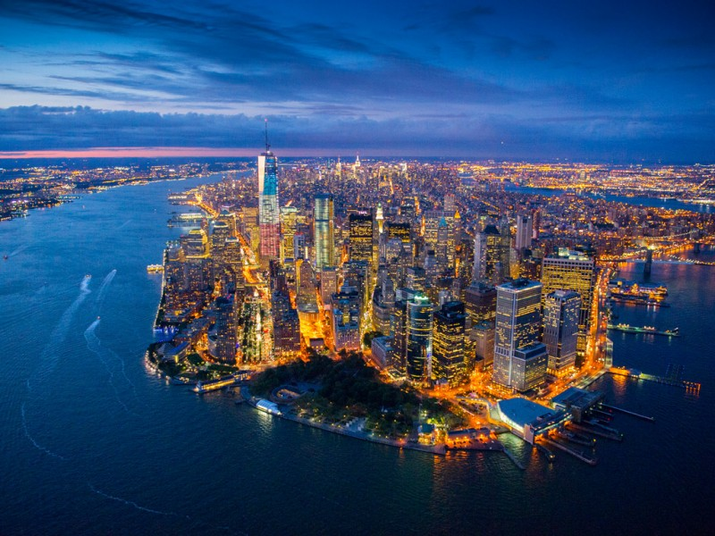 20 Amazing Facts About New York City!