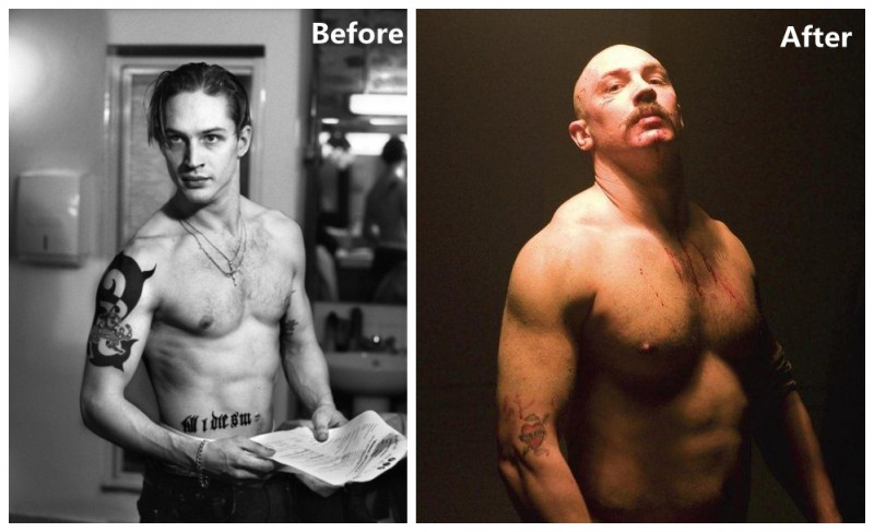 20 Actors Dramatically Changed Their Bodies for Movie Roles!