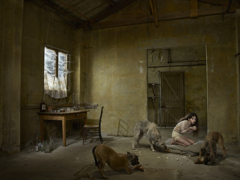 13 Really Shocking Stories of Feral Children Raised by Animals!