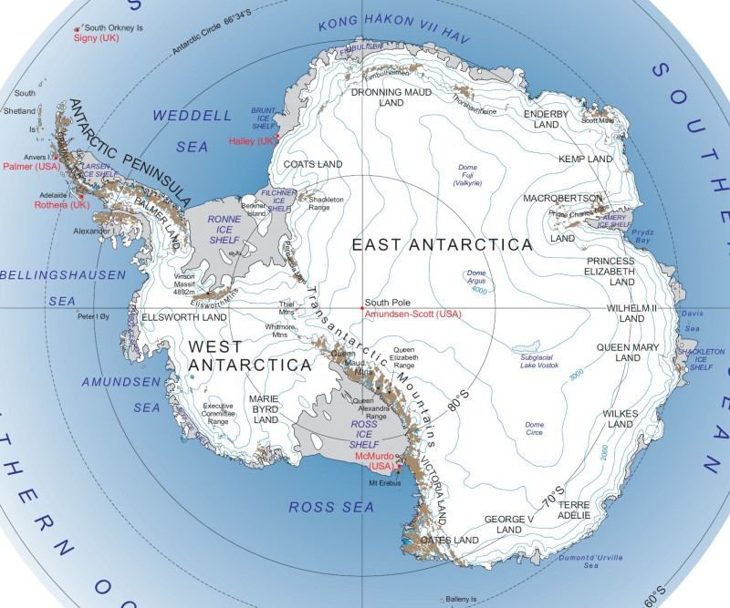 20 Facts That Will Revolutionize Your Vision of Antarctica!